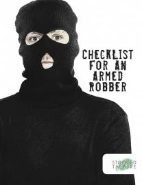 checklist for an armed robber bates vanessa